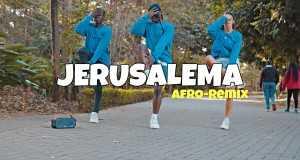 Jerusalema Dance (Afrofusion Remix) Music Video