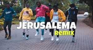 Jerusalema Remix