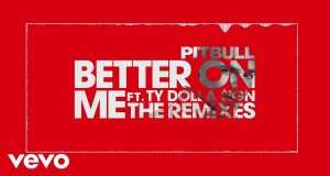Better On Me  (Joe Maz Remix)