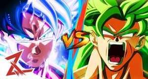 Broly Vs Goku Rap