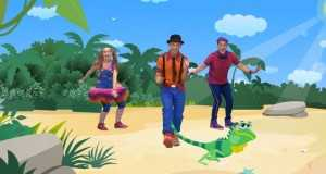 Cuando La Iguana Baila