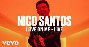 Love On Me (Live)