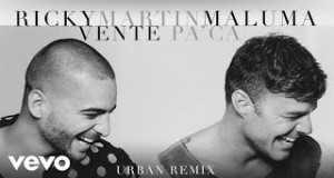 Vente Pa' Ca (Urban Remix)