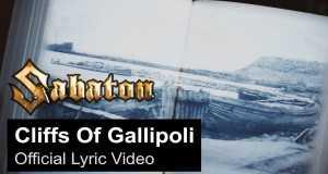 CLIFFS OF GALLIPOLI