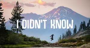 I Didn't Know
