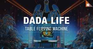 Table Flipping Machine