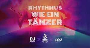 Rhythmus Wie Ein Tänzer
