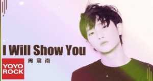 I Will Show You
