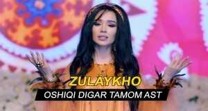 Oshiki Digar Tamom Ast