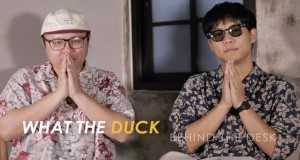Behind The Desk (Duck)