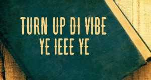 Turn Up The Vibe