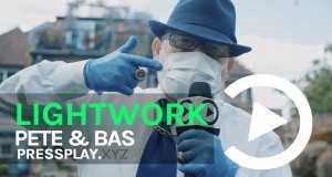 Lightwork Freestyle - Pete & Bas - freestyle rap music download mp3