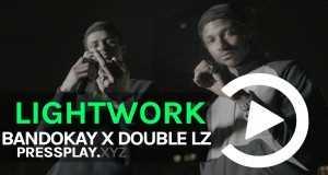 Lightwork Freestyle Pressplay - #ofb Bandokay - instrumental music rap freestyle