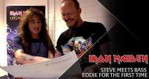 Steve Meets 'bass Eddie'