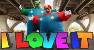 I Love It (Mario Vs Luigi Remix)