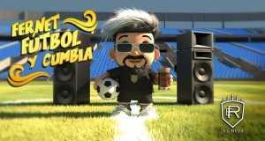 Fernet Fútbol Y Cumbia