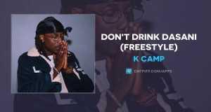 Don't Drink Dasani
