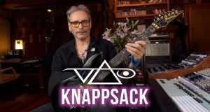 Knappsack - Steve Vai - music to nap too