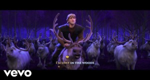 Lost In The Woods - Jonathan Groff - songs like lost boy ruth b