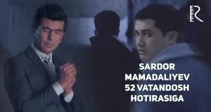 52 Vatandosh Hotirasiga
