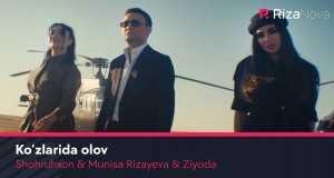 Ko'Zlarida Olov