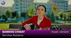 Qandoq Chiday Music Video