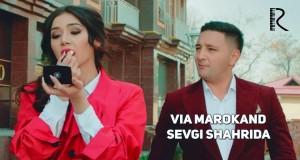 Sevgi Shahrida