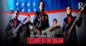 Toshkentim Onam
