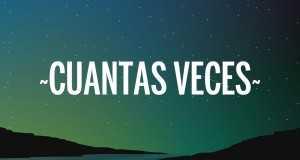 Dime Cuantas Veces (Remix)