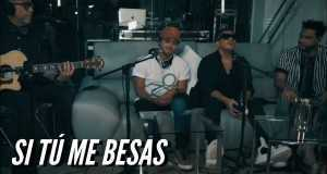 Si Tú Me Besas (Live)