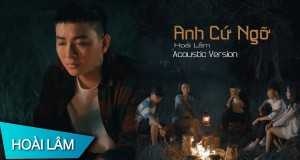 Anh Cứ Ngỡ  Acoustic