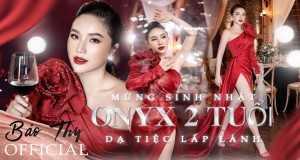 Dạ Tiệc Lấp Lánh Mừng Sinh Nhật Onyx 02 Tuổi