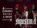 Sigues Con El Remix