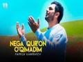 Nega Qur'on O'qimadim