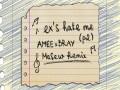Ex'S Hate Me  ( Masew Remix )