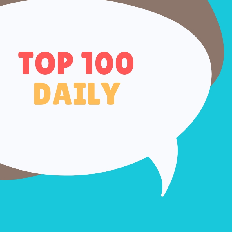 Brazil Top 100 Songs - Daily Music Chart