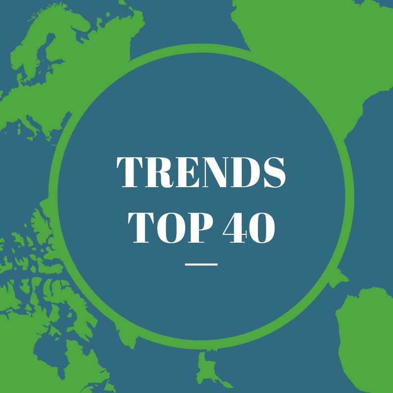 Trends Top 40 Chart